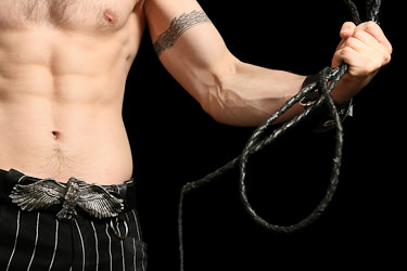 Whips and Chains in the Cornfields - My First Kinky Play Party